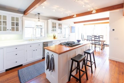 Polpis, Nantucket Nantucket vacation rental - Kitchen with dining room in backround