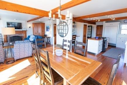 Polpis, Nantucket Nantucket vacation rental - Dining area