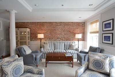 Nantucket town, Nantucket Nantucket vacation rental - Open Living Area