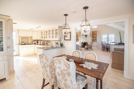 Tom Nevers Nantucket vacation rental - Kitchen and dining room