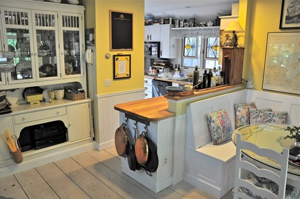 Nantucket town Nantucket vacation rental - Gourmet galley kitchen, premium appliances