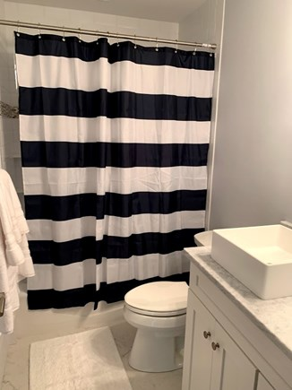Madaket, Nantucket Nantucket vacation rental - Guest bath for bunk room