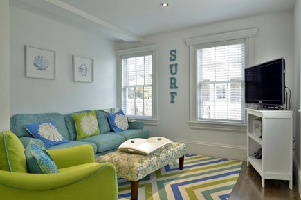 Nantucket town Nantucket vacation rental - Den