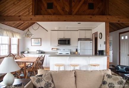 Madaket Nantucket vacation rental - Newly renovated kitchen in 2018