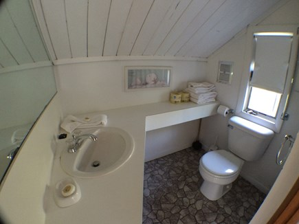 Madaket Nantucket vacation rental - Master Bath