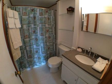 Madaket Nantucket vacation rental - Hall Bath