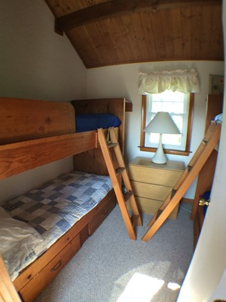 Madaket Nantucket vacation rental - Bunk Room - Great for Kids!
