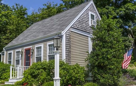Nantucket town Nantucket vacation rental - The cottage from the front