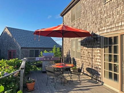 Old Madaket Nantucket vacation rental - Porch - great sunset views!