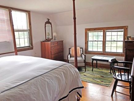 Old Madaket Nantucket vacation rental - Master view.