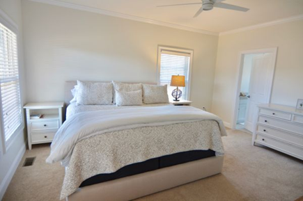 Polpis, Nantucket Nantucket vacation rental - Master bedroom with bathroom en suite