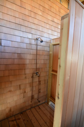 Polpis, Nantucket Nantucket vacation rental - Outdoor shower