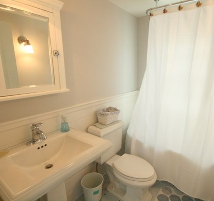 Madaket, Nantucket Nantucket vacation rental - The shared full bath (the 1/2 bath and outside shower are not pic