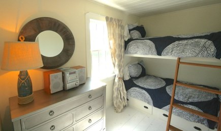 Madaket, Nantucket Nantucket vacation rental - Twin bunk room (3rd BR w/twin bed not shown yet)