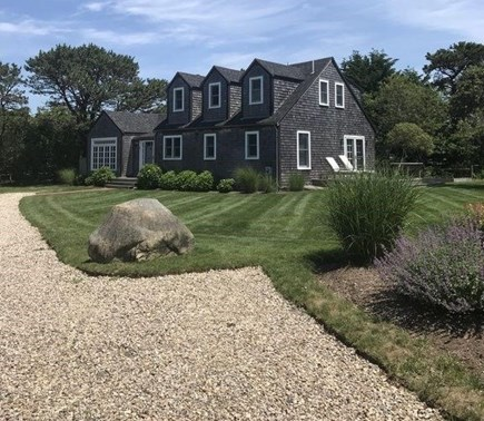 Cisco - Miacomet Nantucket vacation rental - House is located in a family friendly neighborhood.