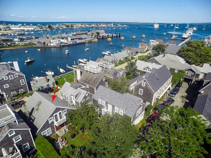 Nantucket town Nantucket vacation rental - Views of Easy Street Basin.