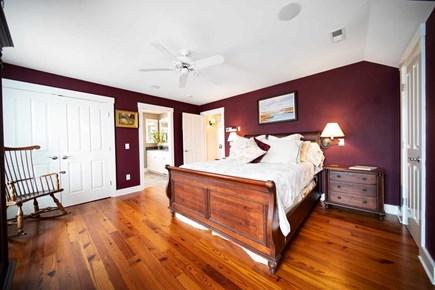 Mid-island, Naushop Nantucket vacation rental - Master with queen bed