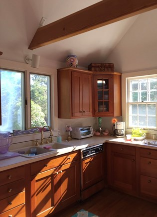 Surfside Nantucket vacation rental - A well equipped kitchen
