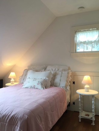 Surfside Nantucket vacation rental - Double bed, skylight make this ideal for guests