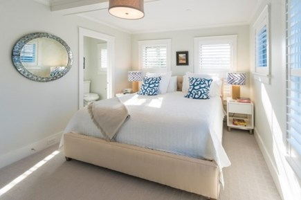 Nantucket town Nantucket vacation rental - 2nd Floor Guest Rm, off the Kitchen w over sized walk-in Shower.