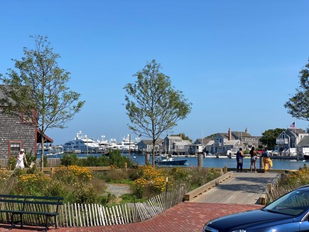 Nantucket town Nantucket vacation rental - The New Easy St Park, across the st.