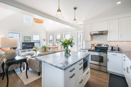Nantucket town Nantucket vacation rental - Fully equipped Kitchen, features every desired appliance.