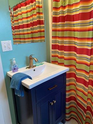 Nantucket town Nantucket vacation rental - Updated family bathroom