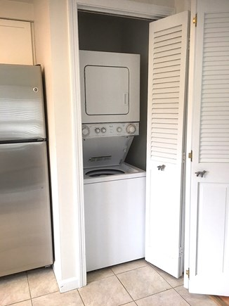 Nantucket town Nantucket vacation rental - New Smart Laundry ( not pictured installed Fall 2019)