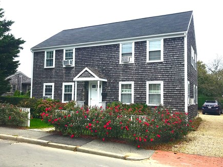 Nantucket town Nantucket vacation rental - Unit A is located on the Left.