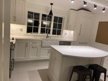 Siasconset, Steps from Sconset Beach Nantucket vacation rental - New Kitchen