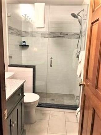 Mid-island Nantucket vacation rental - 1st floor bathroom