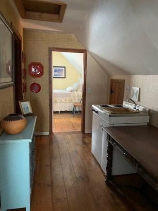 Mid-island Nantucket vacation rental - Hallway, 2nd floor
