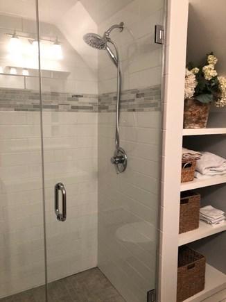 Mid-island Nantucket vacation rental - Bathroom 2nd floor