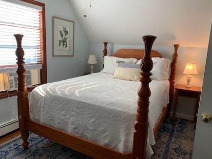 Mid-island Nantucket vacation rental - Queen bedroom, 2nd floor