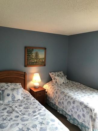 Madaket Nantucket vacation rental - Twin bedroom