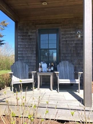 Cisco - Miacomet, Cisco ACK House Nantucket vacation rental - Front Porch