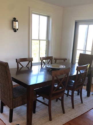 Cisco - Miacomet, Cisco ACK House Nantucket vacation rental - Dining