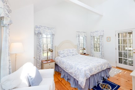 Tom Nevers Nantucket vacation rental - Second master bedroom is spacious and beautiful.