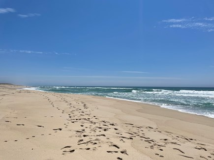 Tom Nevers Nantucket vacation rental - Tom Nevers Beach is simply perfect and less than 1.5 miles away.