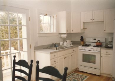 Siasconset Nantucket vacation rental - Modern, fully-equipped kitchen