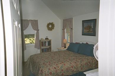 Siasconset Nantucket vacation rental - Bedroom with queen bed
