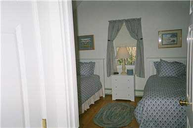 Siasconset Nantucket vacation rental - Twin bedroom