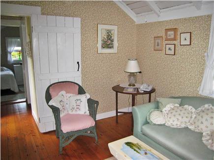 Siasconset Nantucket vacation rental - Living room