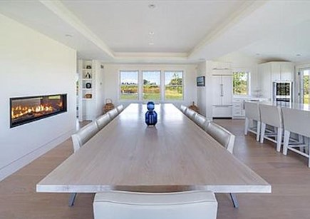 Tom Nevers Nantucket vacation rental - Dining with seating for 10 continuous with a gourmet kitchen