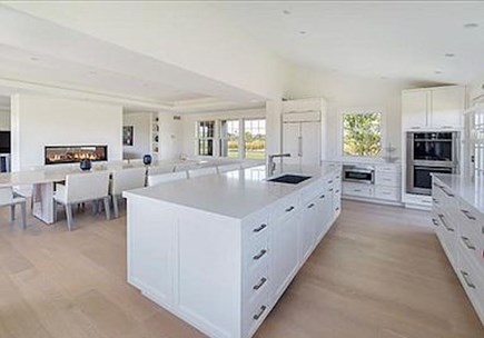 Tom Nevers Nantucket vacation rental - Fully equipped kitchen opening up to outdoor seating