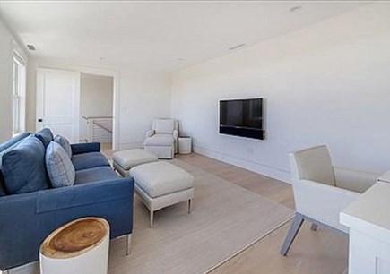 Tom Nevers Nantucket vacation rental - Office/tv room off of the master bedroom