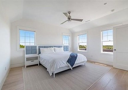 Tom Nevers Nantucket vacation rental - Beautiful master bedroom with king bed , and stunning views