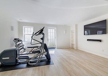 Tom Nevers Nantucket vacation rental - Lower level gym