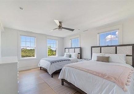 Tom Nevers Nantucket vacation rental - 2nd floor bedroom with 2 queen beds. All bedroom w/ ensuite baths