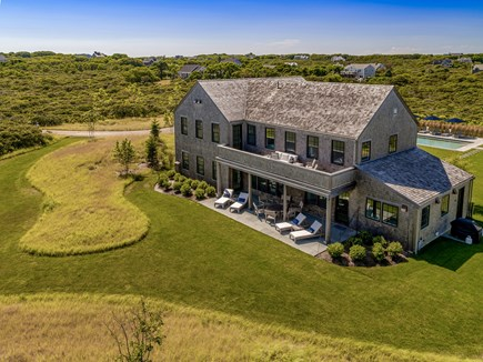 Tom Nevers Nantucket vacation rental - Our retreat, situated on an elevated 2.8-acre lot